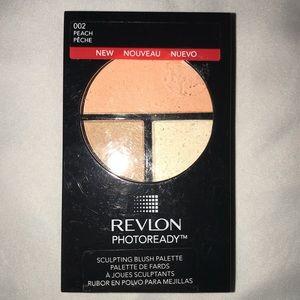 Revlon PhotoReady Sculpting Blush Palette -Peach